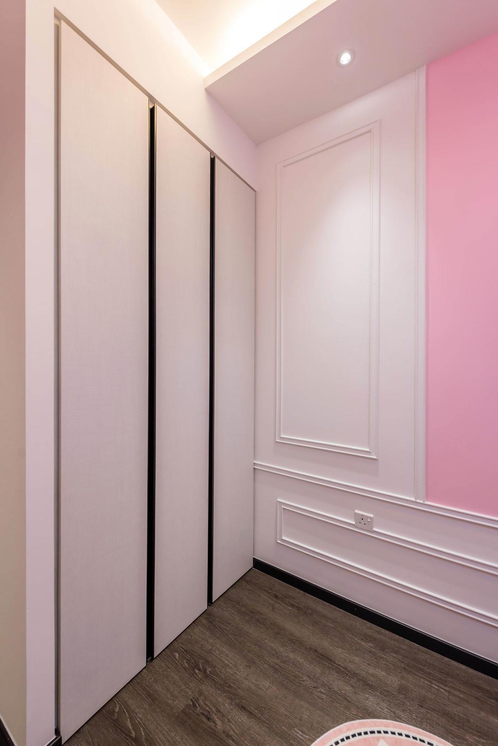 Contemporary, Condo, Bedroom, Symphony Suites, Interior Designer, Stylemyspace