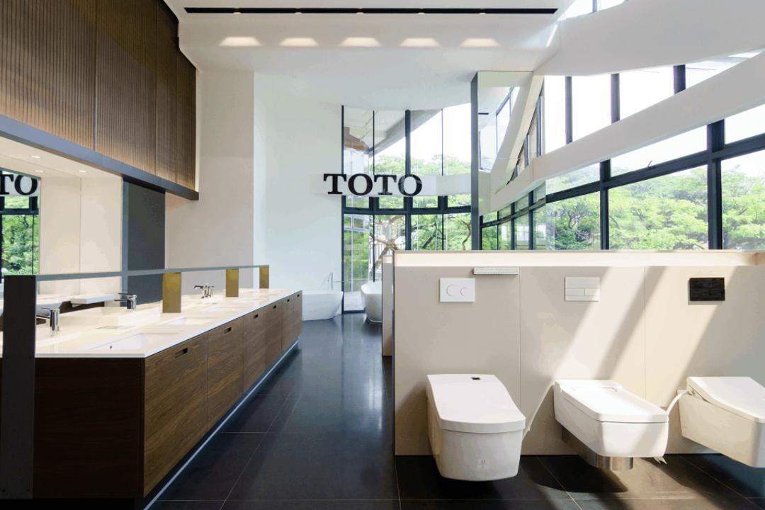 TOTO sanity ware bathroom fittings 5