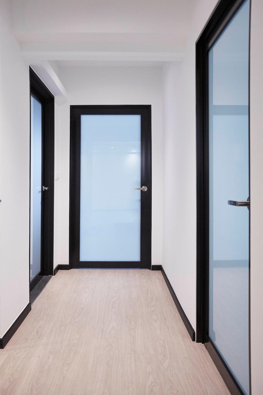 Contemporary, HDB, Telok Blangah Street 31, Interior Designer, i-Chapter, Scandinavian
