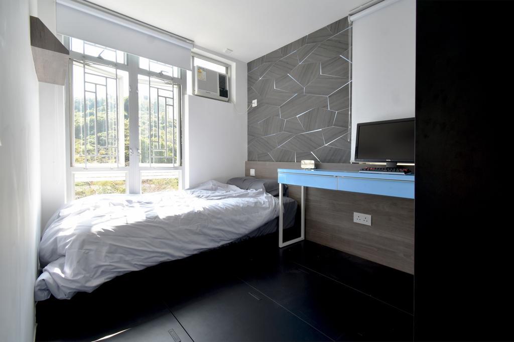 摩登, 私家樓, 睡房, 銀蔚苑, 室內設計師, X Ka Design