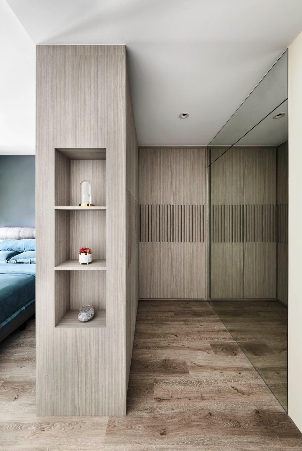 Contemporary, HDB, Bedroom, Bidadari Park Drive, Interior Designer, Notion of W