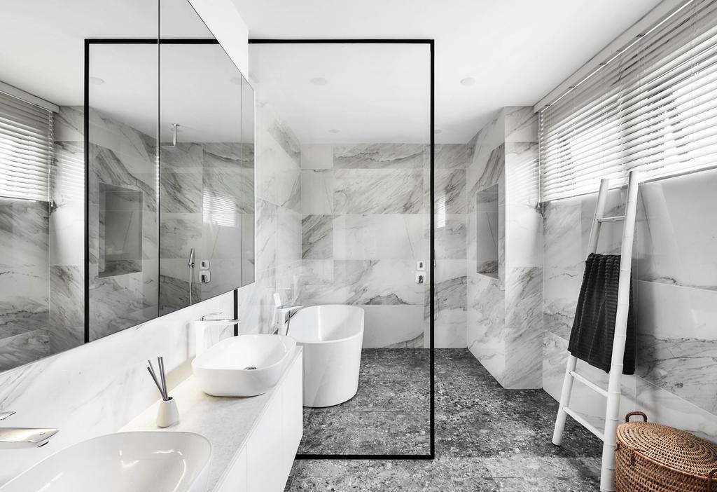 Contemporary, Landed, Bathroom, Springleaf Height, Interior Designer, Notion of W, Scandinavian