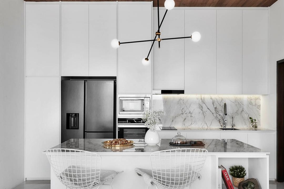 Springleaf Height, Notion of W, Contemporary, Scandinavian, Kitchen, Landed