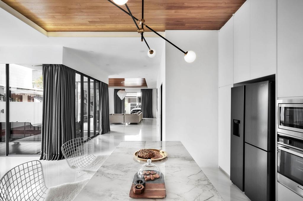 Contemporary, Landed, Kitchen, Springleaf Height, Interior Designer, Notion of W, Scandinavian