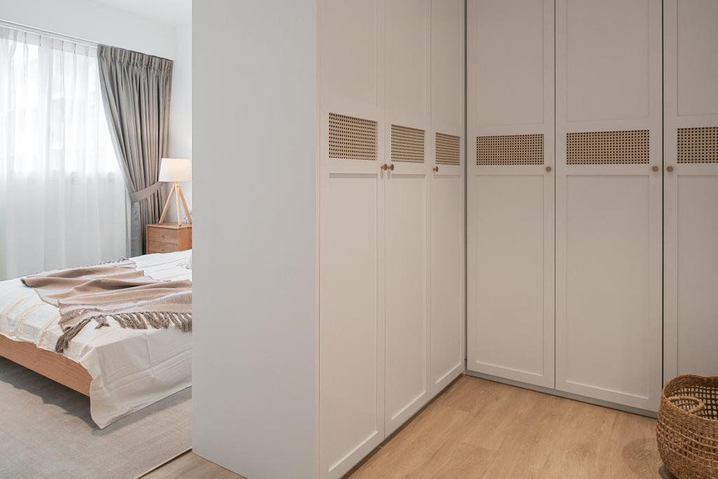Scandinavian, HDB, Bedroom, Ang Mo Kio Court, Interior Designer, Mr Shopper Studio
