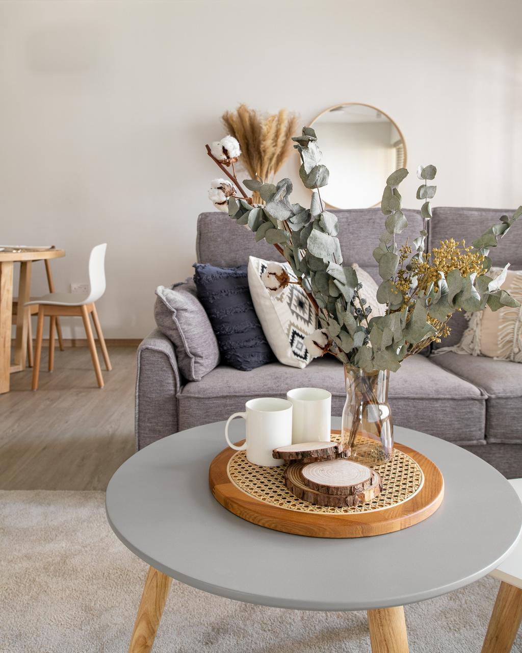 Scandinavian, HDB, Living Room, Ang Mo Kio Court, Interior Designer, Mr Shopper Studio