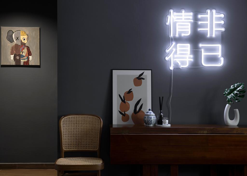 Contemporary, HDB, Dining Room, Bishan Street 22, Interior Designer, Fifth Avenue Interior, Eclectic