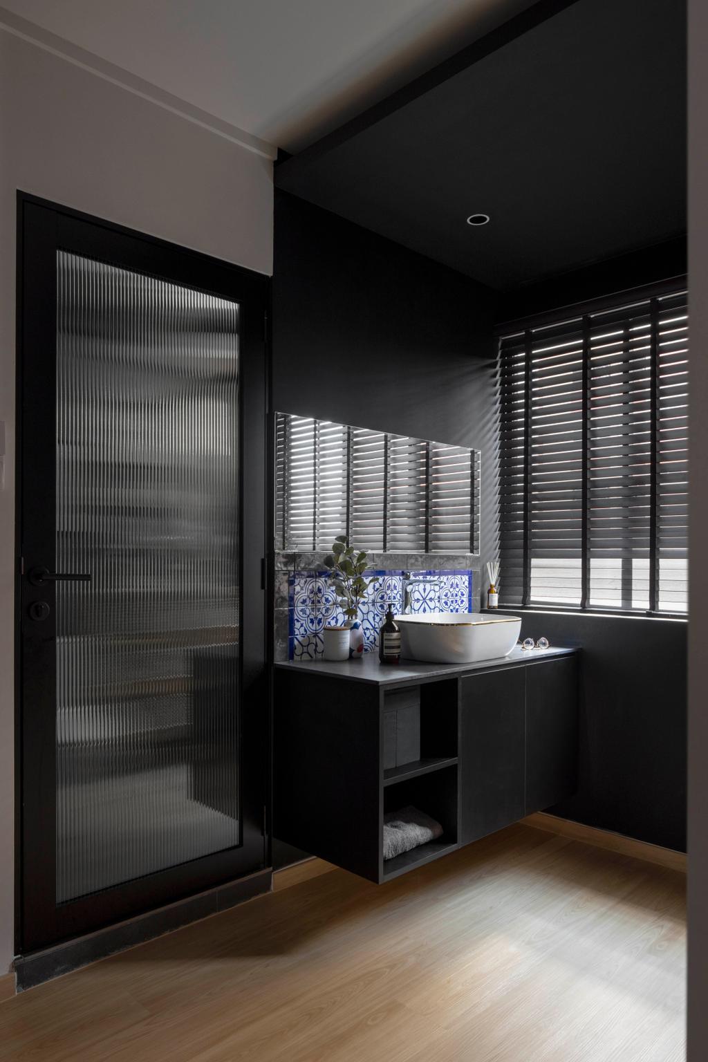 Contemporary, HDB, Bathroom, Bishan Street 22, Interior Designer, Fifth Avenue Interior, Eclectic