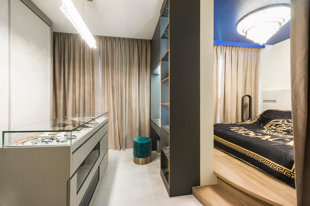 Modern, Condo, Bedroom, Austville Residences, Interior Designer, Flo Design, Contemporary