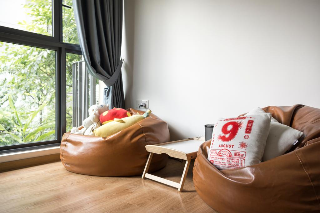Contemporary, Condo, Hundred Palm Residences, Interior Designer, Flo Design