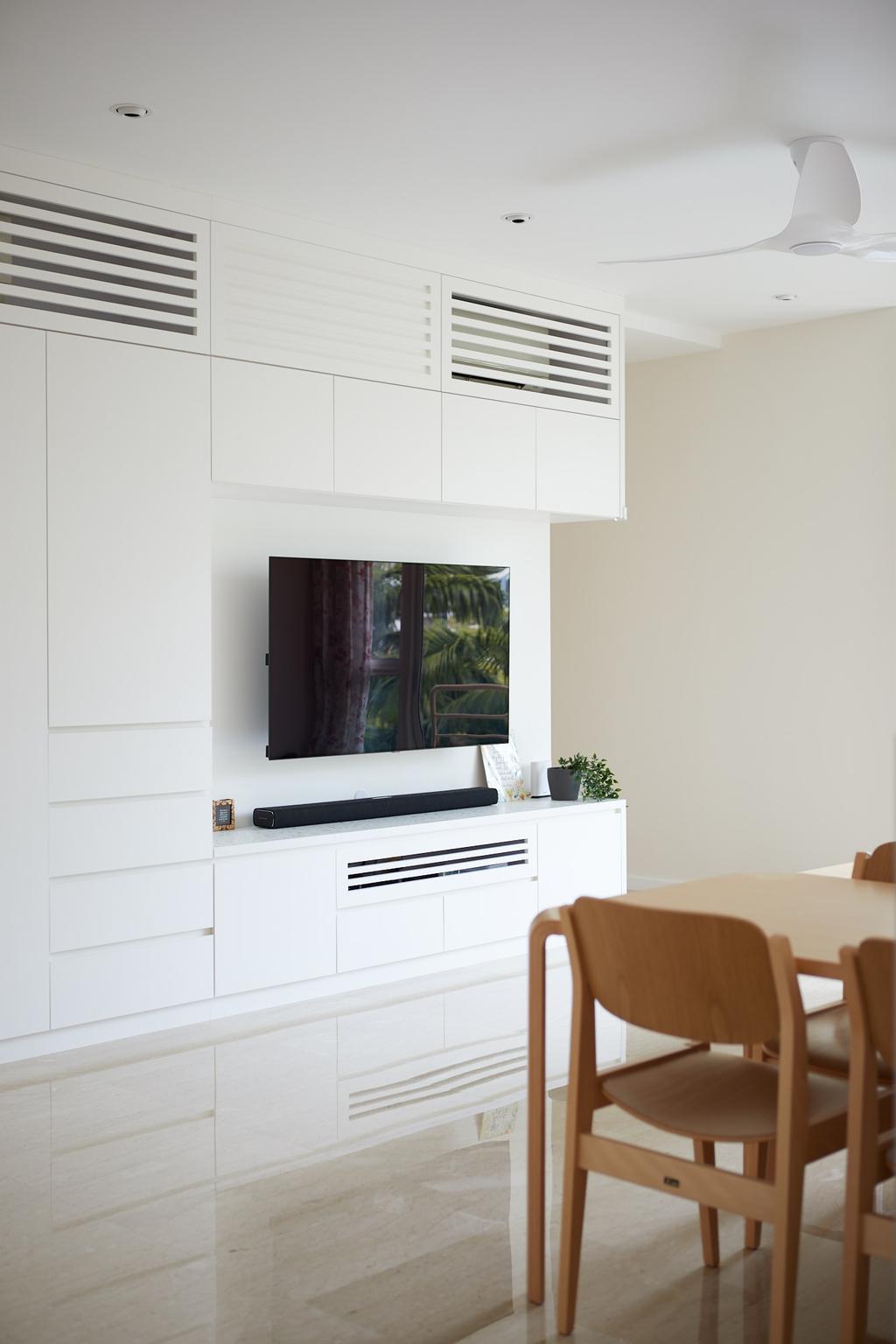 Modern, Condo, Living Room, Moonstone View, Interior Designer, Ovon Design, Minimalistic