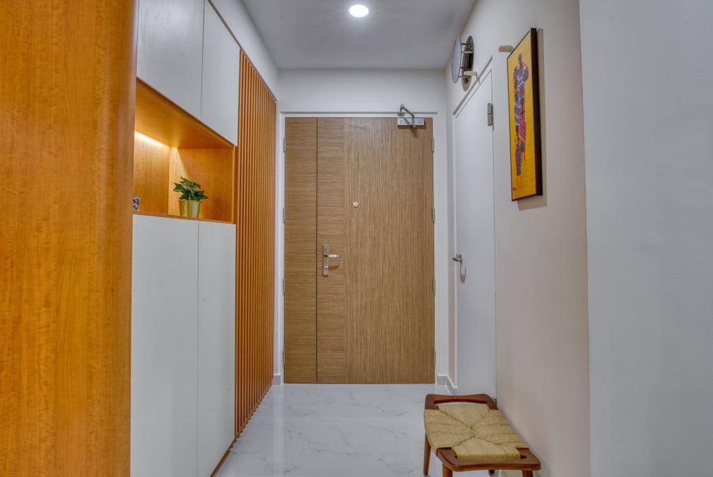 Modern, HDB, Living Room, Bidadari Park Drive, Interior Designer, Carpenter Direct, Scandinavian