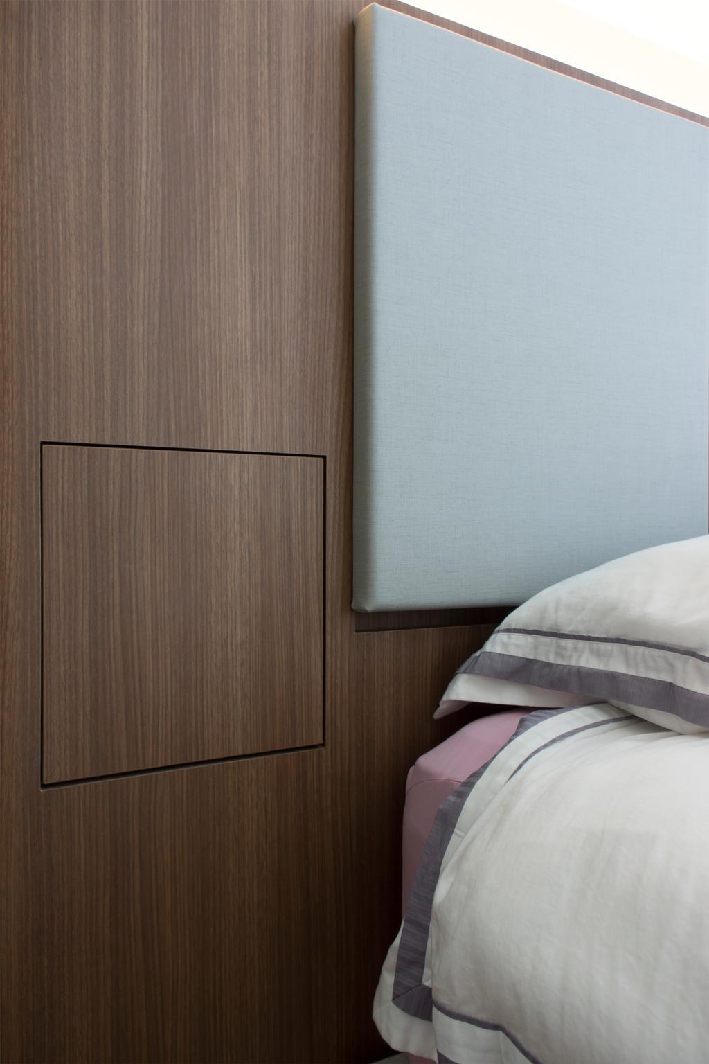 Contemporary, Condo, Bedroom, Hundred Palm Residences, Interior Designer, Flo Design