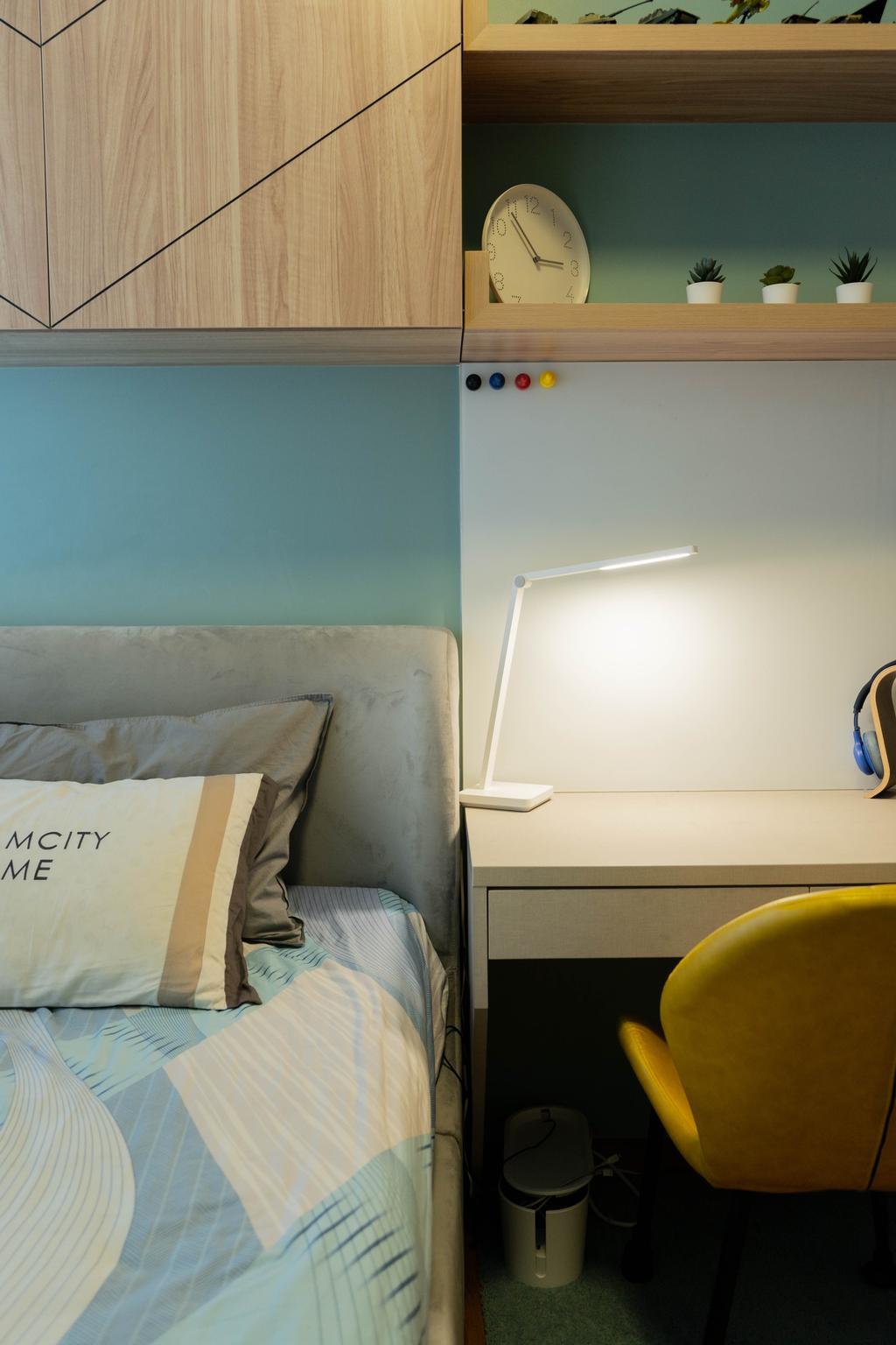 Modern, Condo, Bedroom, Seventy St. Patrick's, Interior Designer, Hashtag Interior