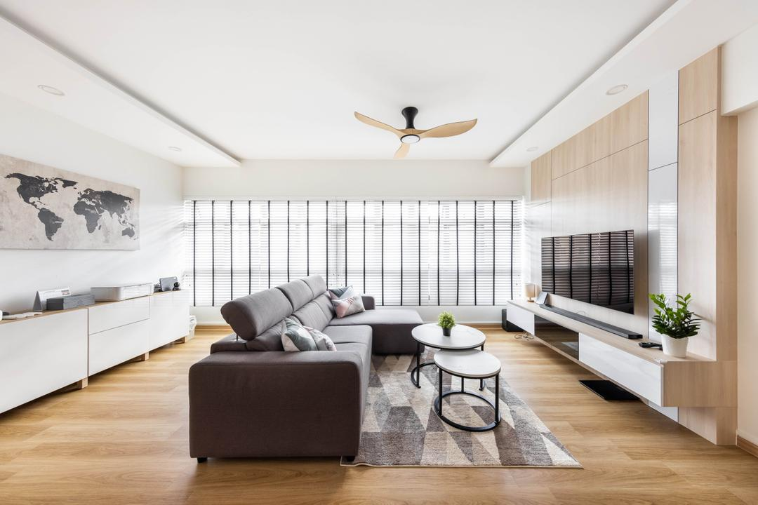 Bedok Central by U-Home Interior Design