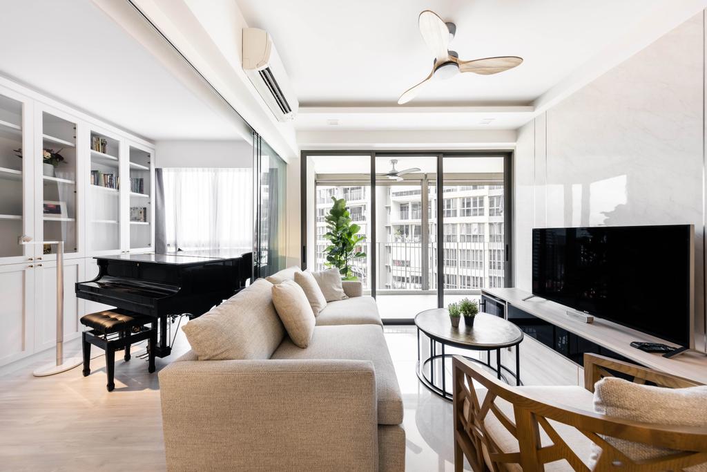Rivercove Residences by U-Home Interior Design
