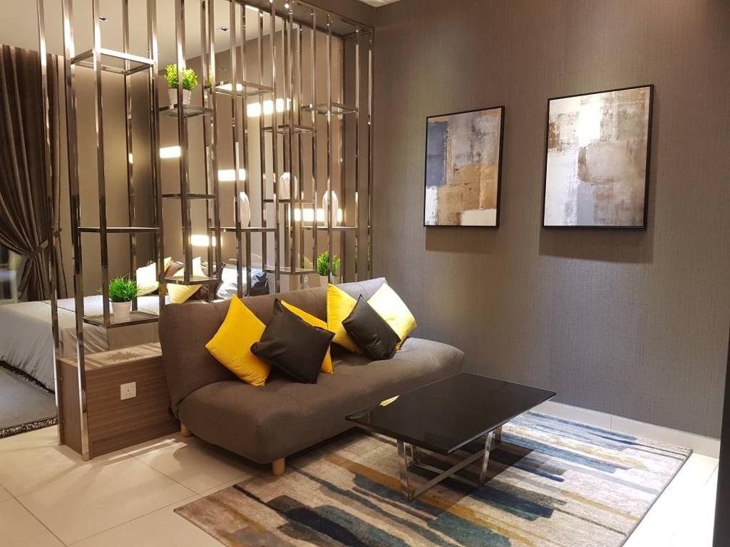 Modern, Condo, Kuchai Lama, KL, Interior Designer, Dohson Sdn. Bhd., Contemporary