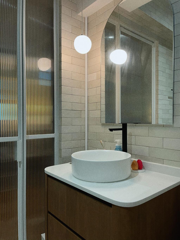 Contemporary, HDB, Bathroom, Northshore Drive, Interior Designer, Ascend Design, Scandinavian