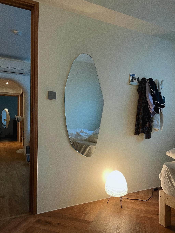 Contemporary, HDB, Bedroom, Northshore Drive, Interior Designer, Ascend Design, Scandinavian