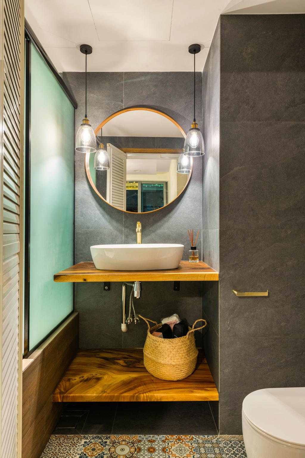Contemporary, Condo, The Canopy, Interior Designer, Ace's Design, Scandinavian