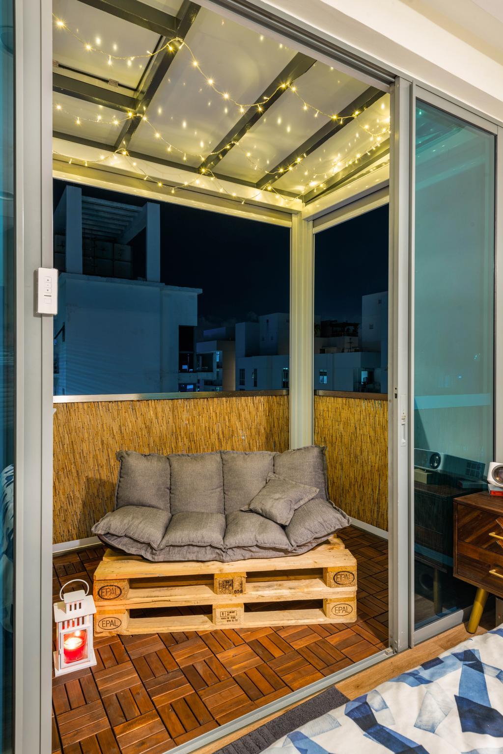 Contemporary, Condo, Balcony, The Canopy, Interior Designer, Ace's Design, Scandinavian