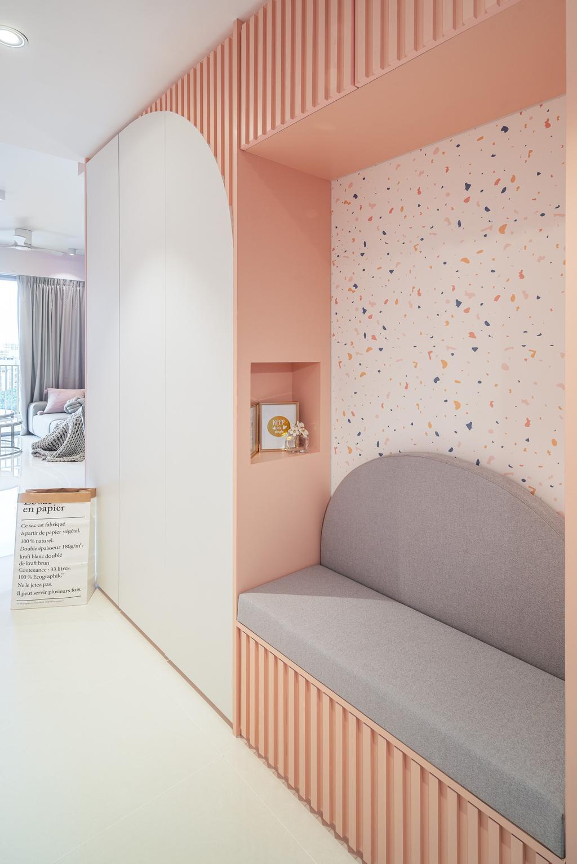 Contemporary, Condo, Tre Residences, Interior Designer, Mr Shopper Studio
