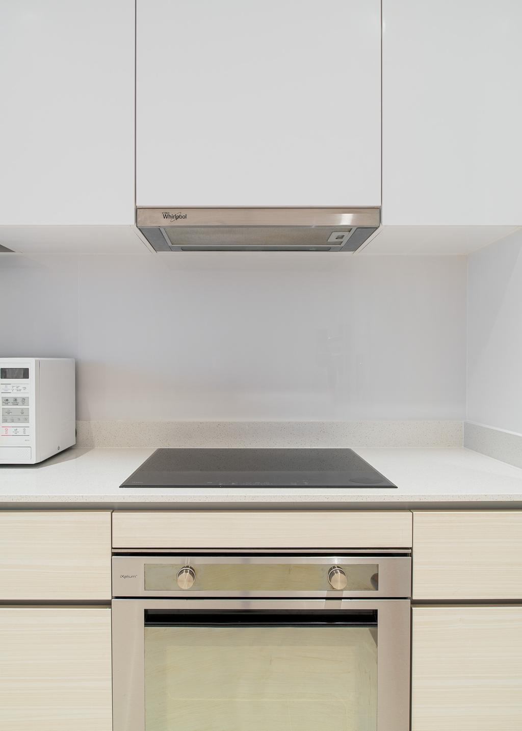 Contemporary, Condo, Kitchen, Tre Residences, Interior Designer, Mr Shopper Studio