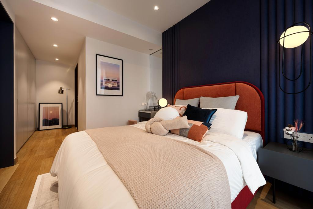 Contemporary, Condo, Bedroom, Park Place Residences, Interior Designer, Mr Shopper Studio