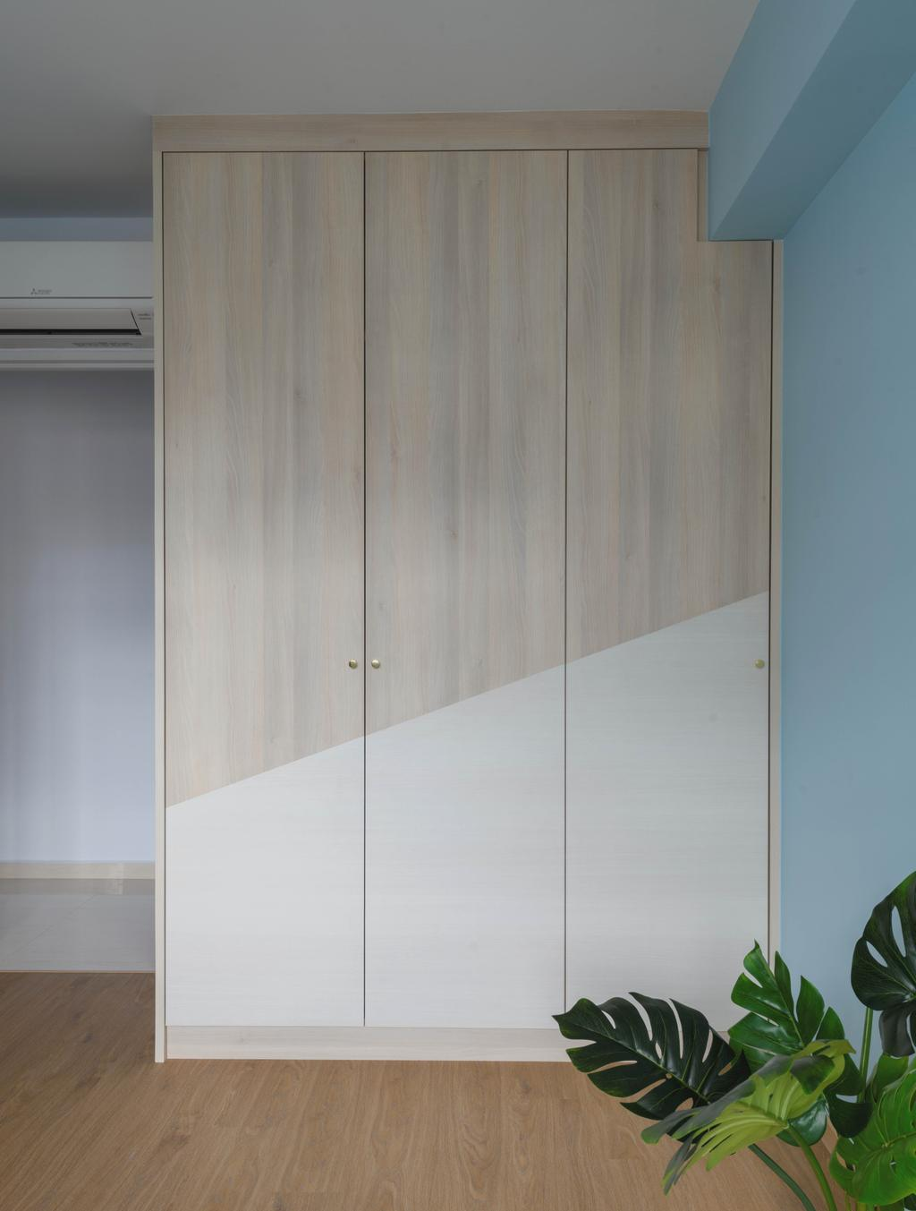 Modern, HDB, Bathroom, Yishun Avenue 9, Interior Designer, Urban Home Design 二本設計家, Scandinavian
