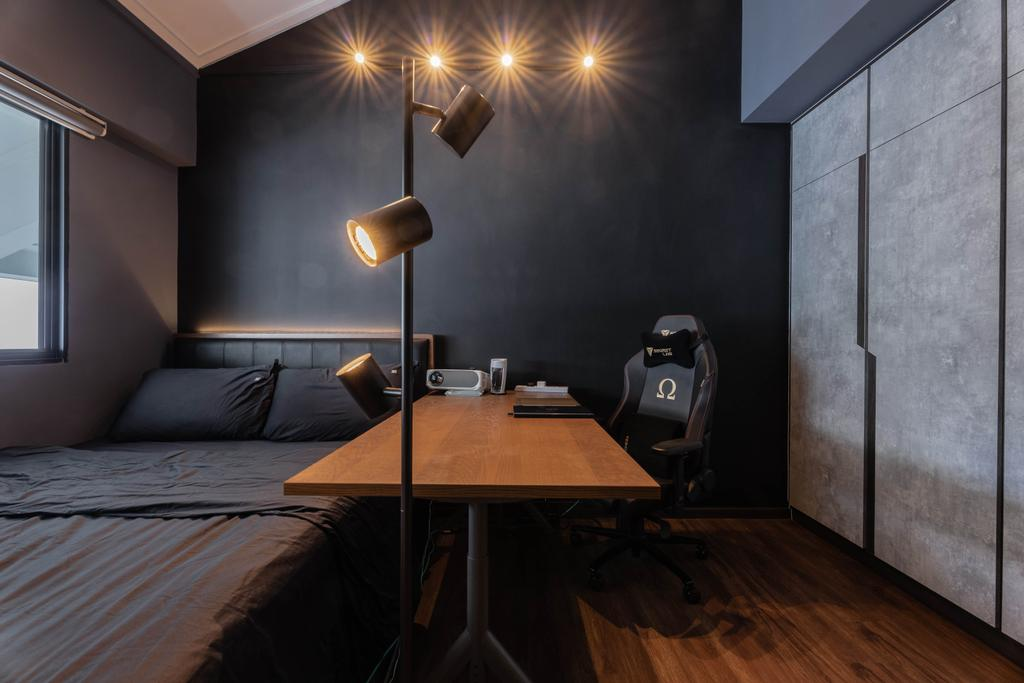Contemporary, HDB, Bedroom, Pasir Ris Street 11, Interior Designer, Todz'Terior