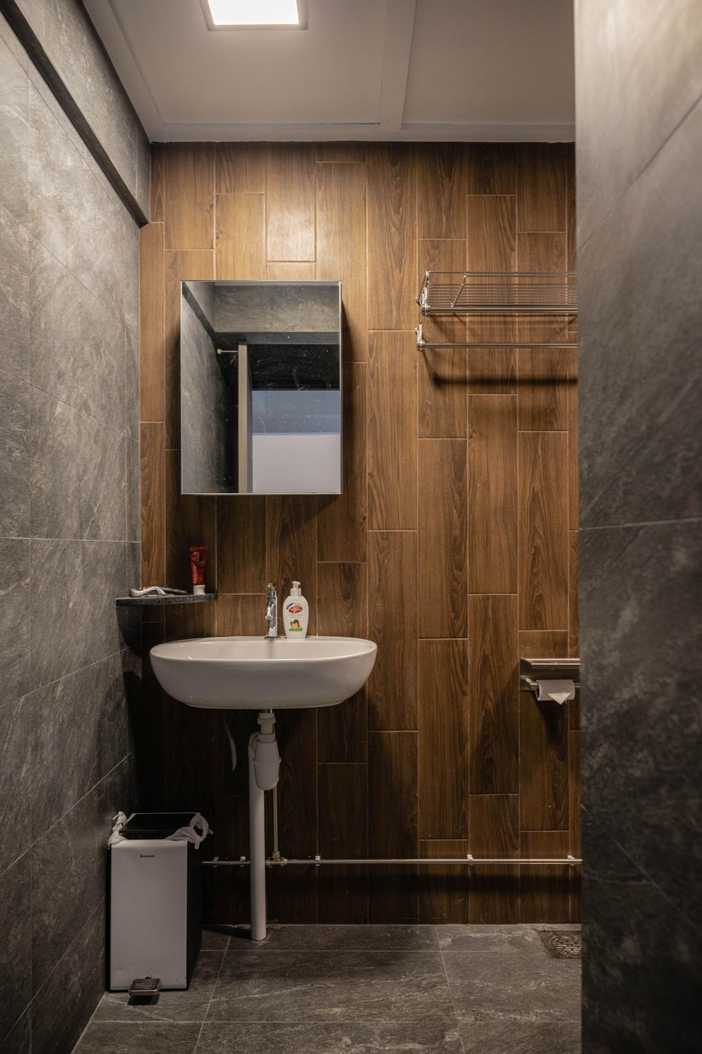 Contemporary, HDB, Bathroom, Pasir Ris Street 11, Interior Designer, Todz'Terior