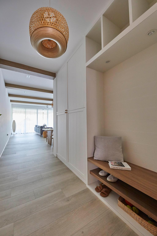 Scandinavian, Condo, Living Room, Grand Duchess, Interior Designer, The Interior Lab