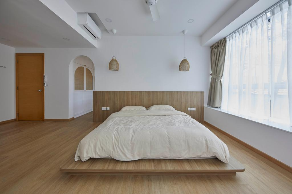 Scandinavian, Condo, Bedroom, Grand Duchess, Interior Designer, The Interior Lab