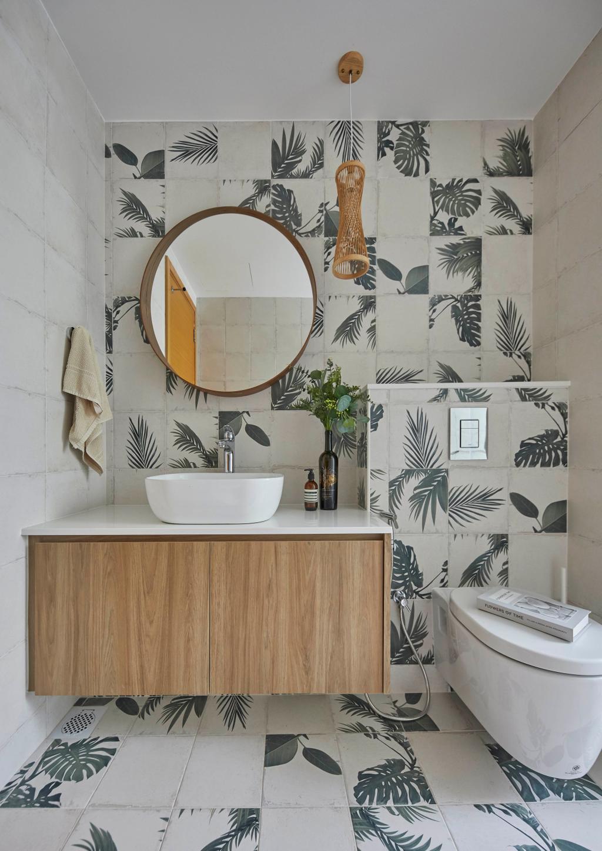 Scandinavian, Condo, Bathroom, Grand Duchess, Interior Designer, The Interior Lab