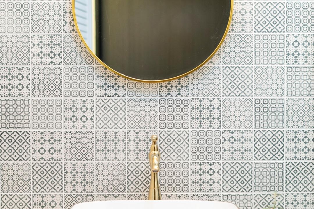 Yishun Avenue 9, ChengYi Interior Design, Contemporary, Bathroom, HDB