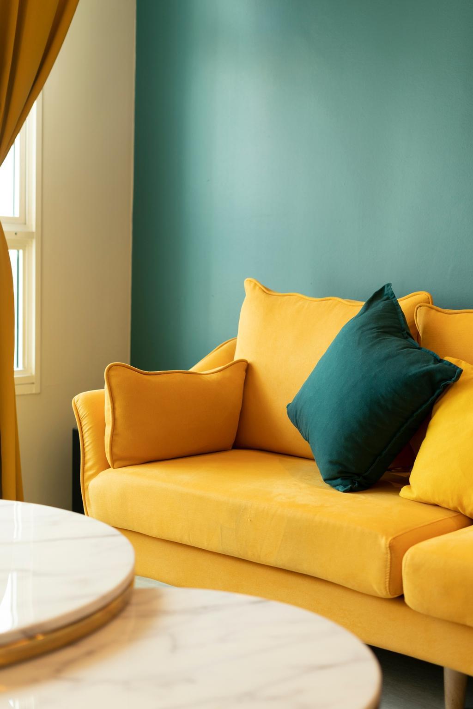 Contemporary, HDB, Living Room, Yishun Avenue 9, Interior Designer, ChengYi Interior Design