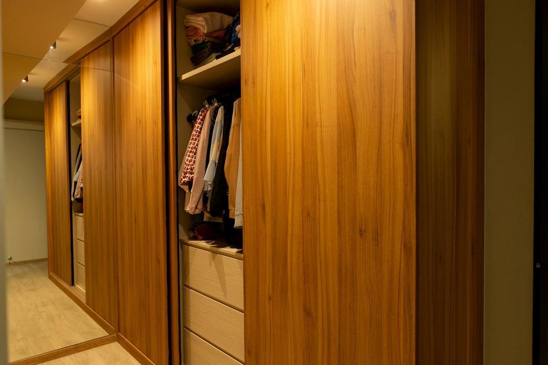 Yishun Avenue 9, ChengYi Interior Design, Contemporary, Bedroom, HDB