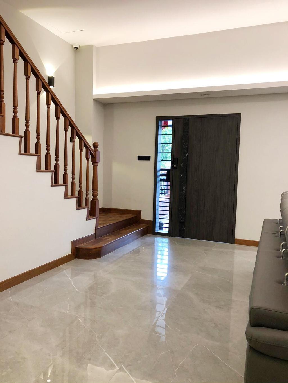Contemporary, Landed, Living Room, Yunnan Crescent, Interior Designer, 360 Interior