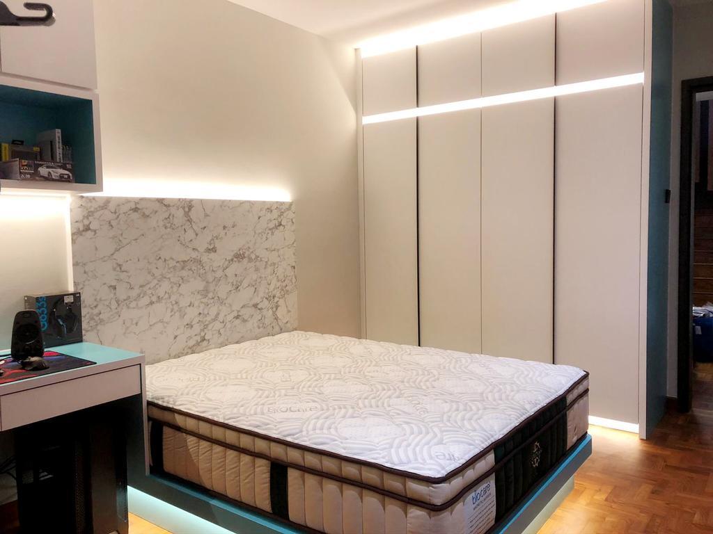 Contemporary, Landed, Bedroom, Yunnan Crescent, Interior Designer, 360 Interior