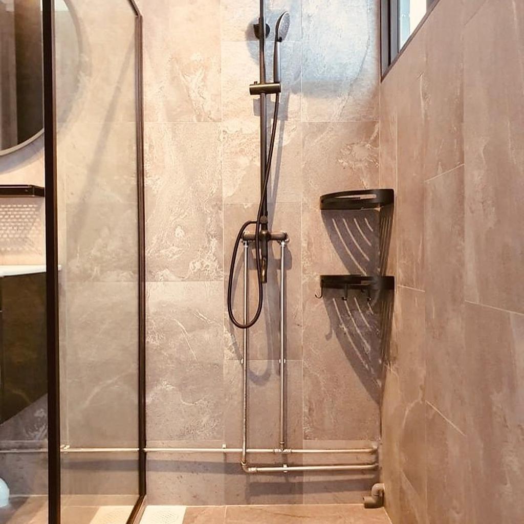 Modern, HDB, Bathroom, Bishan Street 21, Interior Designer, 360 Interior, Contemporary