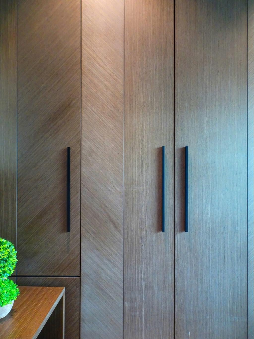 摩登, 私家樓, 睡房, 粉嶺牽晴間, 室內設計師, 禾烽室內設計, 當代