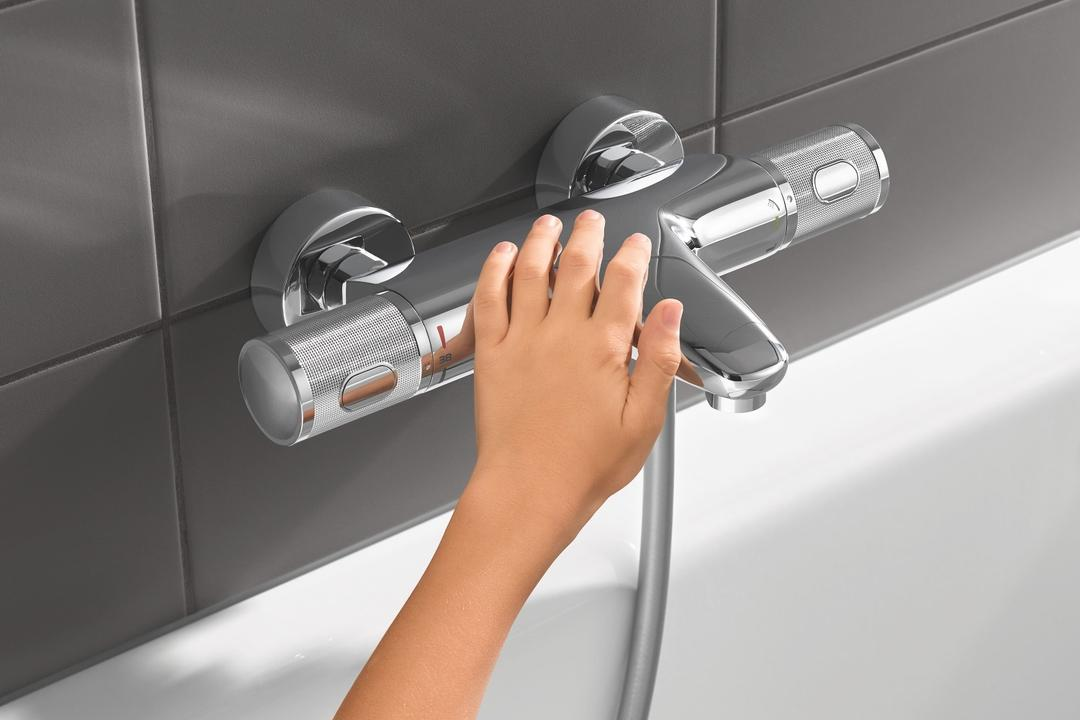 GROHE Gallery concept store Singapore bathroom fittings fixtures buy