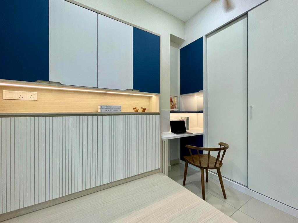 Scandinavian, Condo, Relau, Penang, Interior Designer, Catappa Design Studio