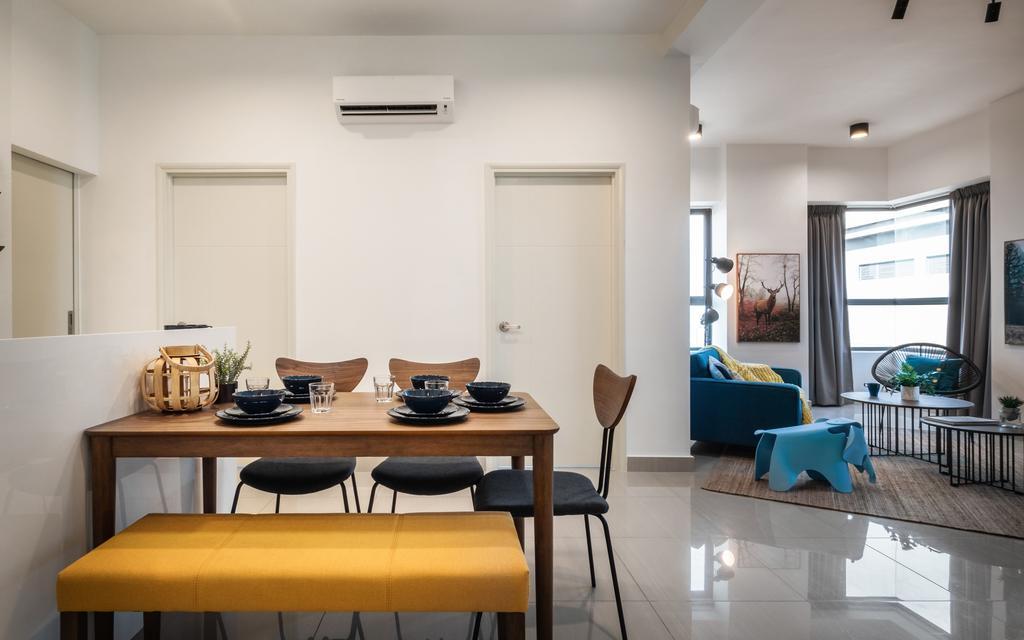 Modern, Condo, Arte+, Jalan Ampang, Interior Designer, Airhost