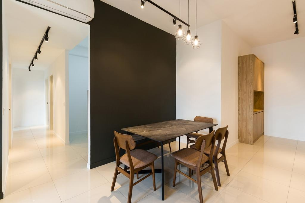 Modern, Apartment, Lexa Residence, Wangsa Maju, Interior Designer, Airhost