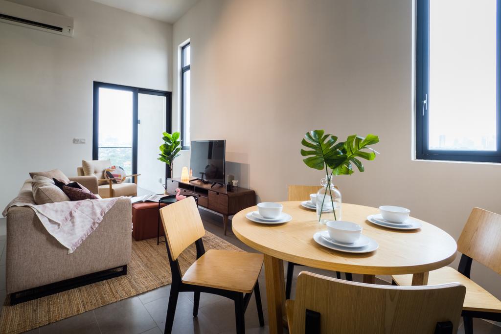 Modern, Condo, The Establishment, Bangsar, Interior Designer, Airhost