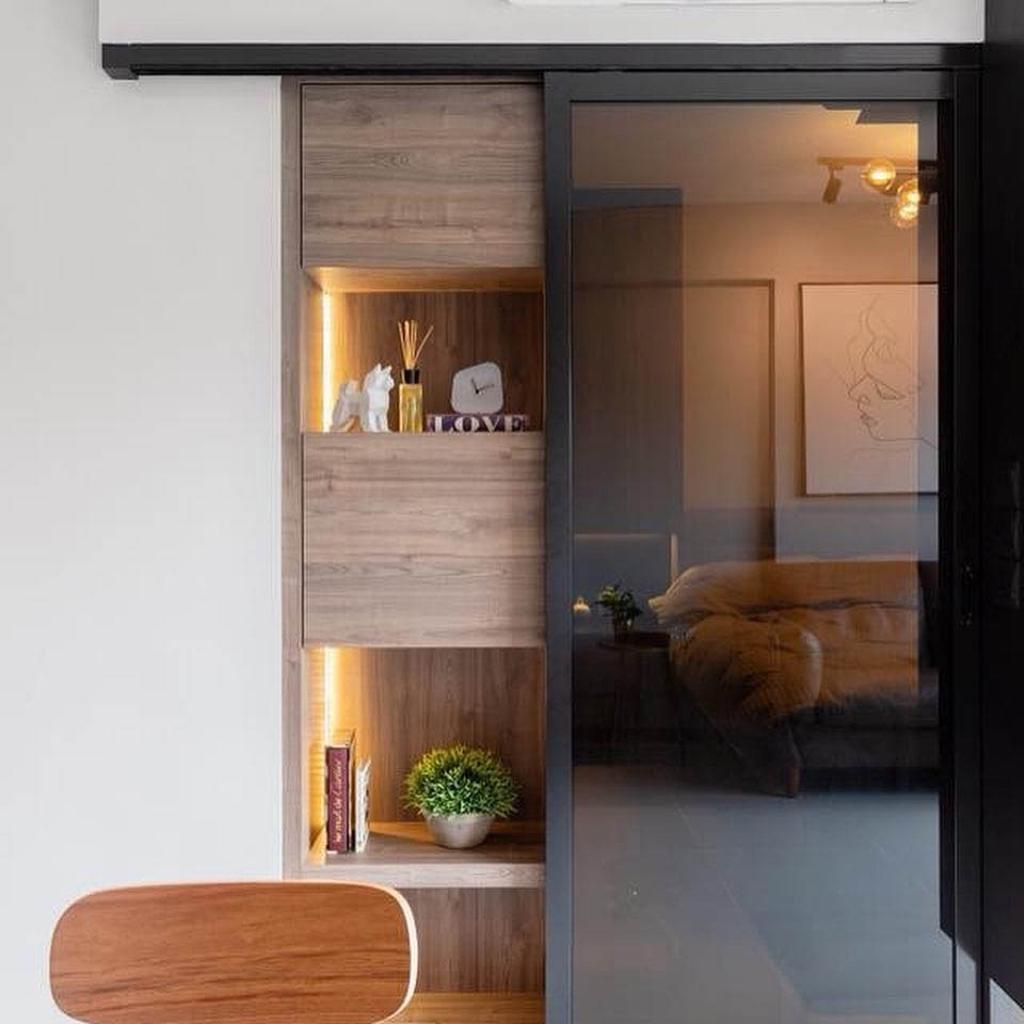 Contemporary, HDB, Living Room, Yishun Avenue 6, Interior Designer, 360 Interior
