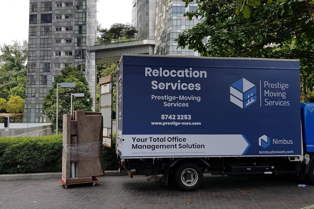 Prestige Moving Services 2