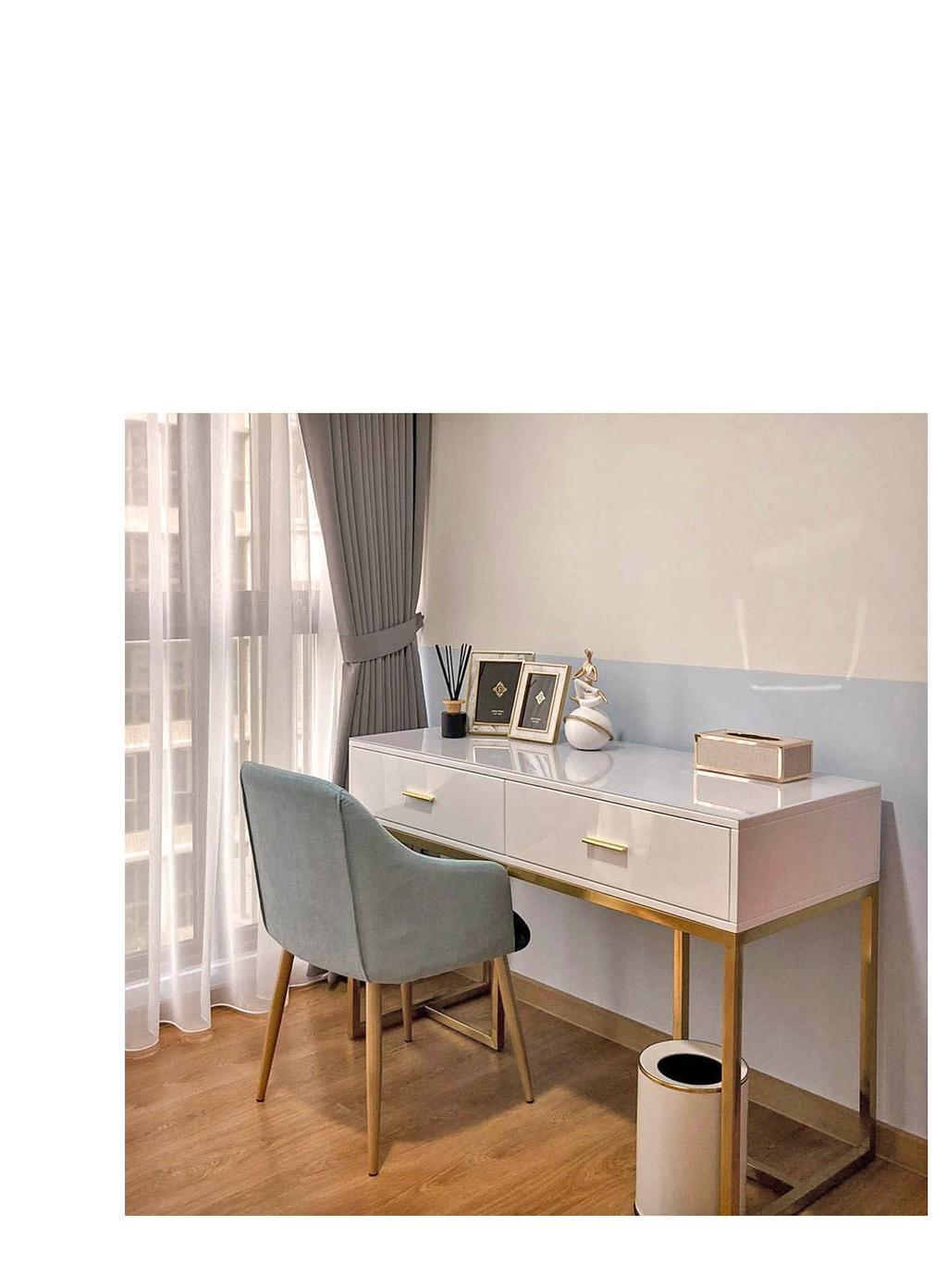 Modern, HDB, Rivercove Residences, Interior Designer, Mr Shopper Studio, Contemporary