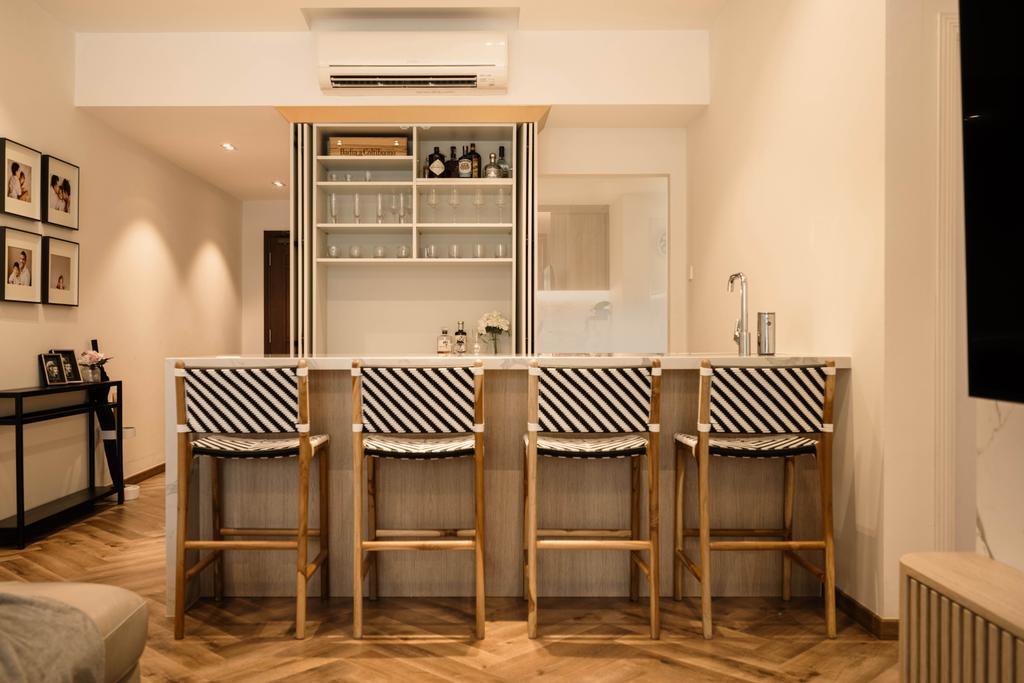 Contemporary, Condo, Kitchen, The Woodgrove, Interior Designer, Mr Shopper Studio